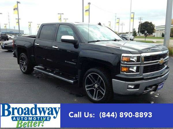 2014 *Chevrolet Silverado 1500* LT Green Bay