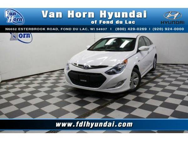 2014 *Hyundai Sonata Hybrid* Base - Hyundai-Financing for Everyone