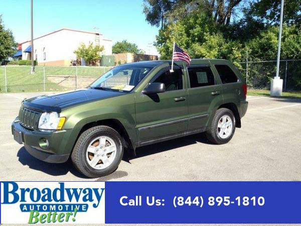 2007 *Jeep Grand Cherokee* Laredo Green Bay