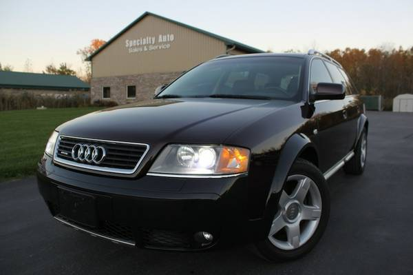 2004 Audi Allroad AWD Wagon! RARE! Only 110k Miles! RUST FREE!