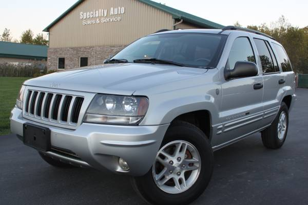 2004 Jeep Grand Cherokee Special Edtn! Only 75k Mi! 6 CYL! NEW TIRES