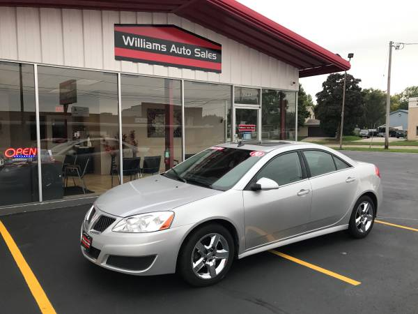 2010 Pontiac G6 REMOTE START, MOONROOF !! 98,000 MILES !!!