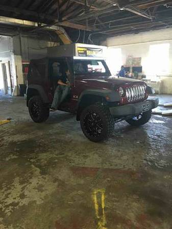2008 *Jeep* *Wrangler* X Sport Utility 2D -CALL FOR APPROVAL!!