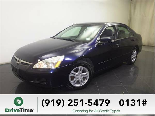 2007 *Honda Accord* EX - BAD CREDIT OK