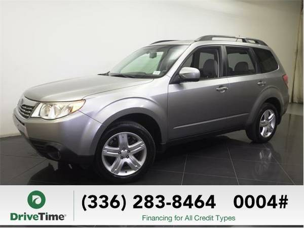 2010 *Subaru Forester* 2.5X Limited - BAD CREDIT OK