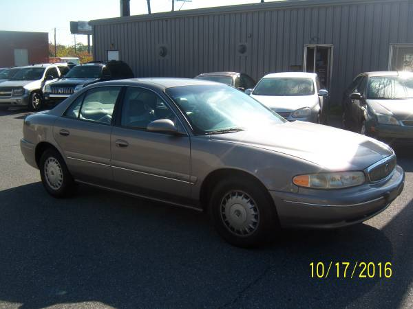 Buick Century Limited. Only 90k miles
