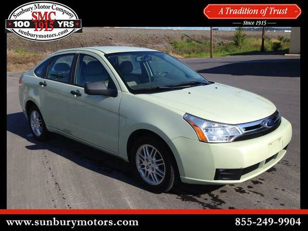 2011 Ford Focus - *GET TOP $$$ FOR YOUR TRADE*