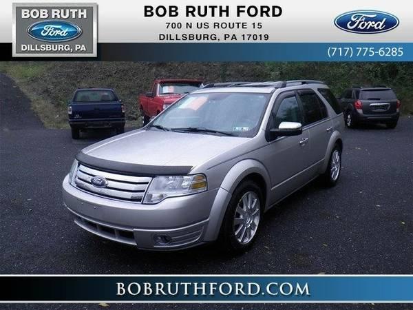 2008 Ford Taurus X Limited SUV Taurus X Ford