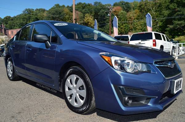 2015 Subaru Impreza* 1 OWNER* ONLY 15K MILES* BACK UP CAMERA*BLUETOOTH