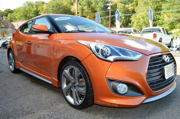 2013 Hyundai Veloster*1 OWNER* ONLY 16,000 MILES* LEATHER*TURBOCHARGED