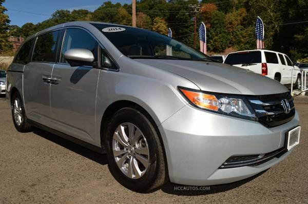 2014 Honda Odyssey EX * 1 OWNER* ONLY 18,000 MILES* BACK UP & SIDEVIEW