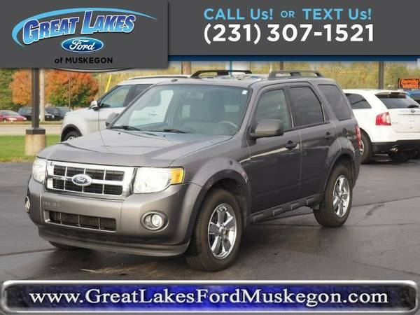 2010 Ford Escape XLT SUV Escape Ford