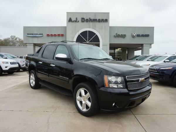 2011 *Chevrolet Avalanche* LT 2WD - Black