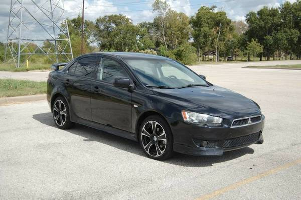2008 Mitsubishi Lancer GTS*$299DOWN*REGARDLESS OF CREDIT*GUARANTEED DR