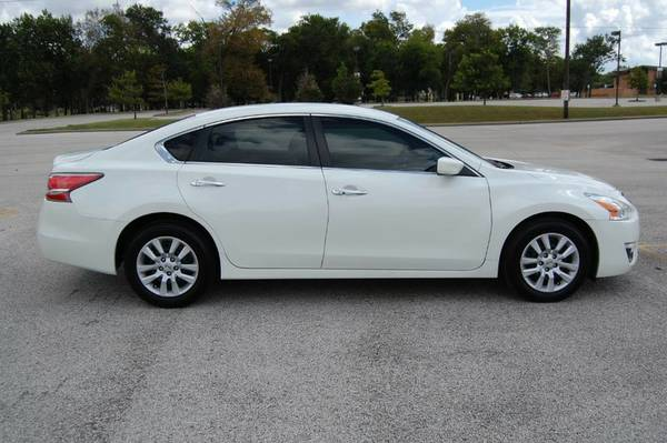 2014 NISSAN ALTIMA/299DOWN NO TURN DOWN/YOU WORK YOUR DRIVE