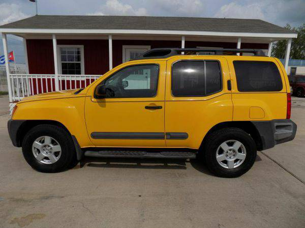 2005 *Nissan* *Xterra* OFF ROAD ***Houston # 1 Buy-Here-Pay-Here Lot**