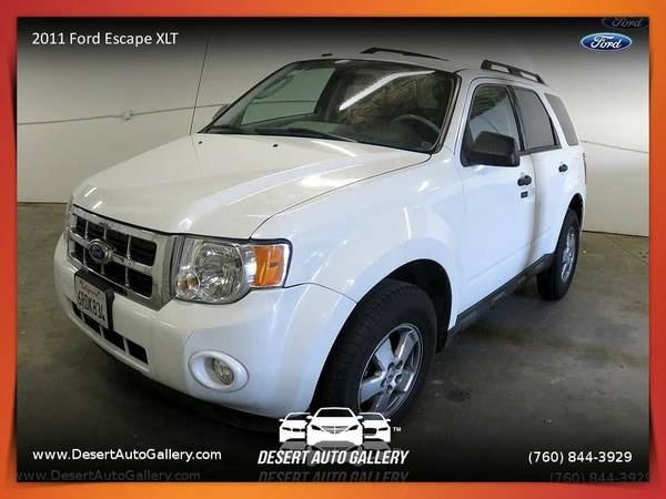 2011 Ford Escape XLT SUV - PRICE ROLLBACK