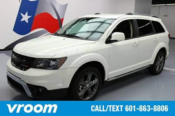 2015 Dodge Journey Crossroad 7 DAY RETURN / 3000 CARS IN STOCK