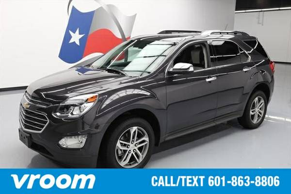 2016 Chevrolet Equinox LTZ 7 DAY RETURN / 3000 CARS IN STOCK
