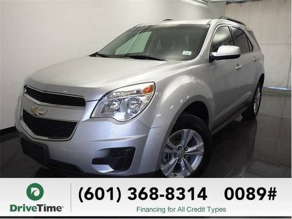 2010 *Chevrolet Equinox* - LOW DOWN-PAYMENT