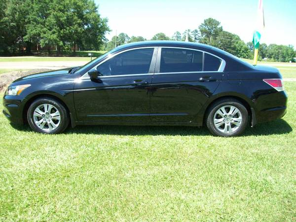 ☆☆2012 Honda Accord SE Leather 61K Down Payment as Low as