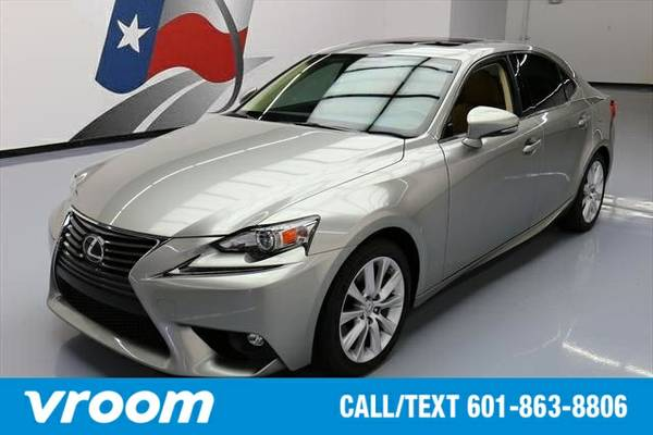 2016 Lexus IS 200t 7 DAY RETURN / 3000 CARS IN STOCK