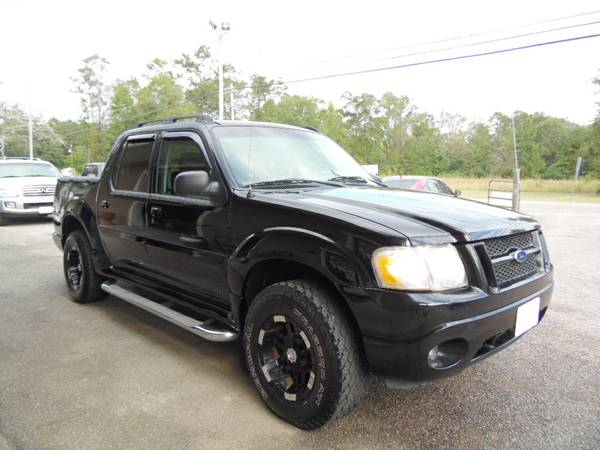 ****2005 FORD SPORT TRAC XLT -LOADED- 4 DOOR****