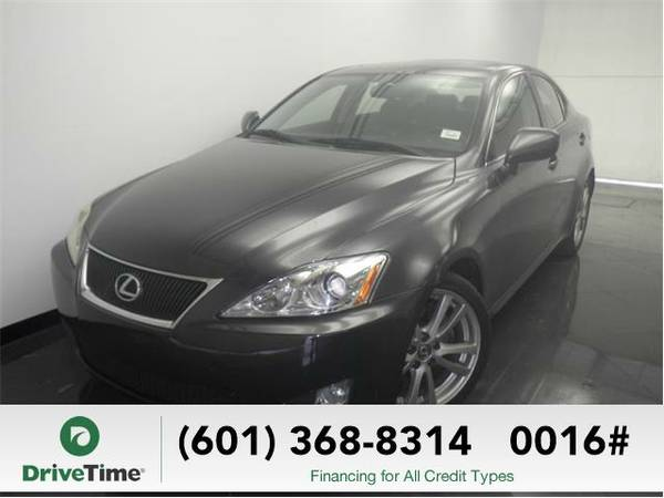 2008 *Lexus IS 250* - LOW DOWN-PAYMENT