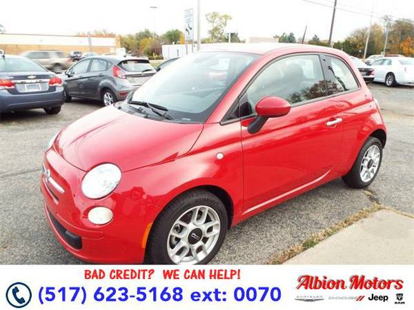 2014 *FIAT 500* Pop - BAD CREDIT OK!