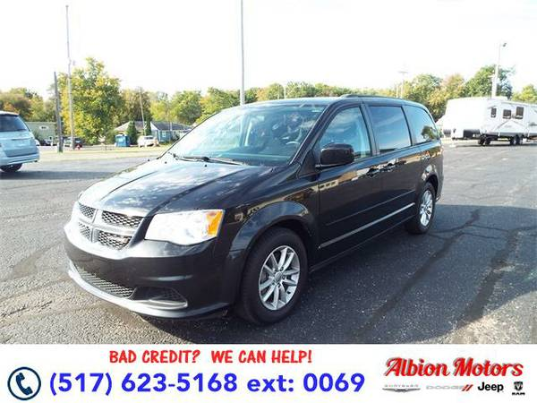 2010 *Chrysler Town & Country* Touring Plus - BAD CREDIT OK!