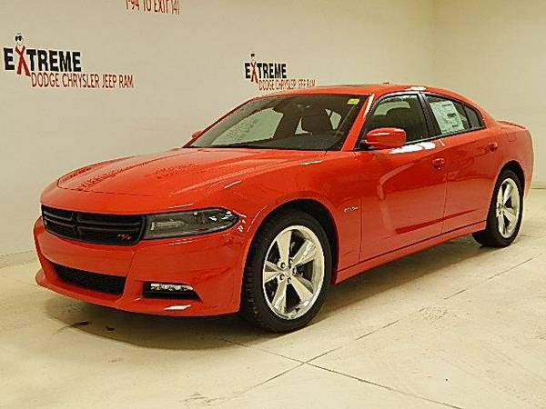 2016 *Dodge Charger* R/T LEATHER - Torred