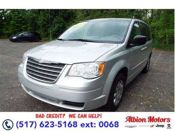 2009 *Chrysler Town & Country* LX - BAD CREDIT OK!