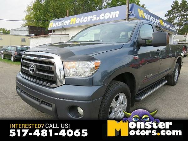 2010 Toyota Tundra Double Cab 5.7L