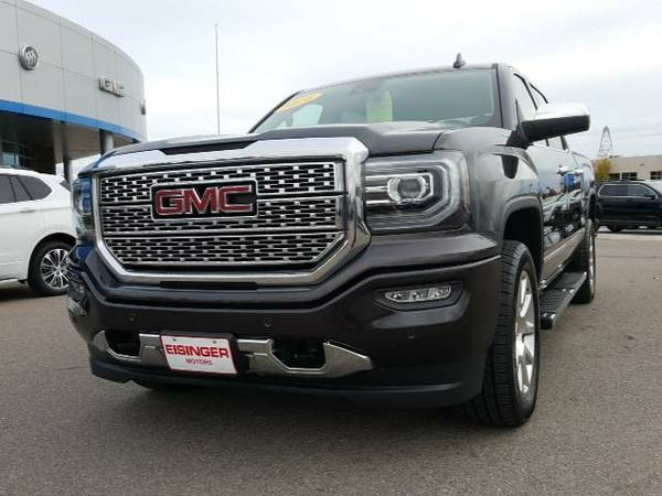2016 *GMC Sierra 1500* Denali - (Iridium Metallic) 8 Cyl.
