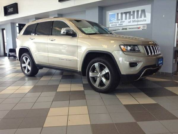 2015 JEEP GRAND CHEROKEE LIMITED only 4,191 miles