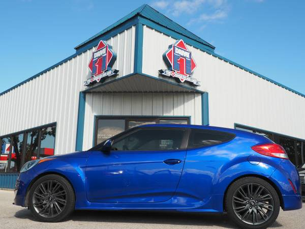 2013 Hyundai Veloster Re:Mix - Blue, Low Miles!