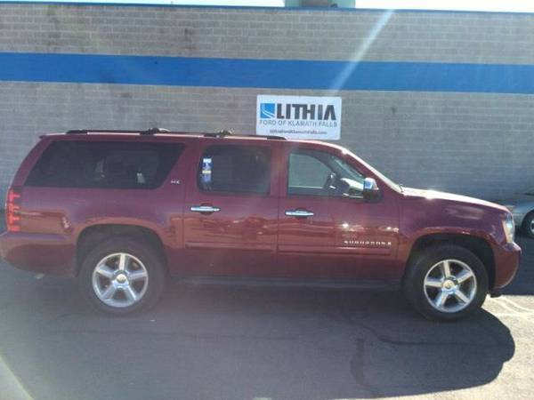 2007 CHEVROLET SUBURBAN LS - Contact Dealer