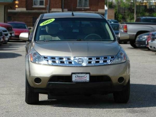 2005 Nissan Murano AWD . First Time Buyer Program. As low as $600...