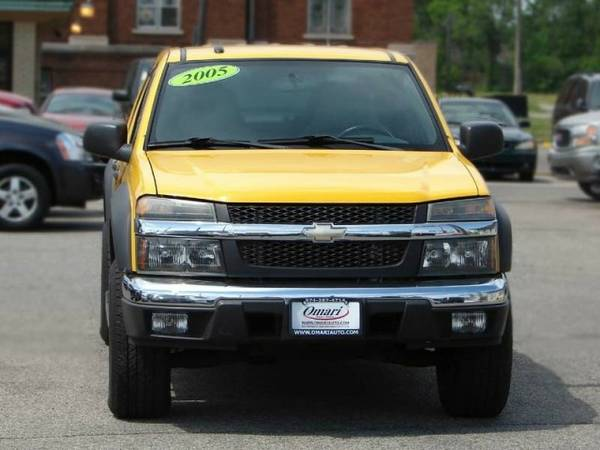 2005 Chevrolet Colorado . Financing Available. As low as $600 down.