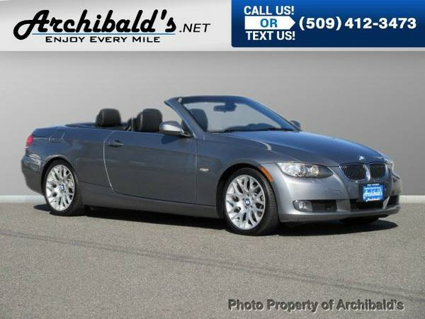 2010 BMW 328i Convertible SULEV Convertible 328i BMW