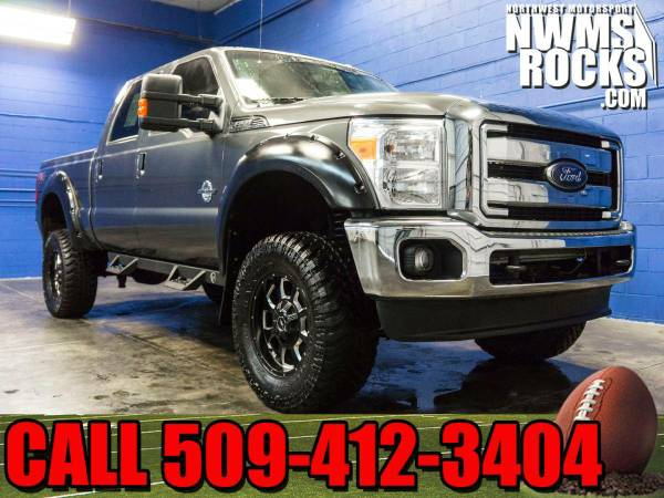Lifted 2015 *Ford F350* FX4 4x4 -
