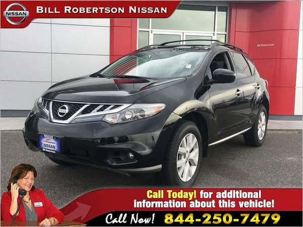 2011 Nissan Murano - Call