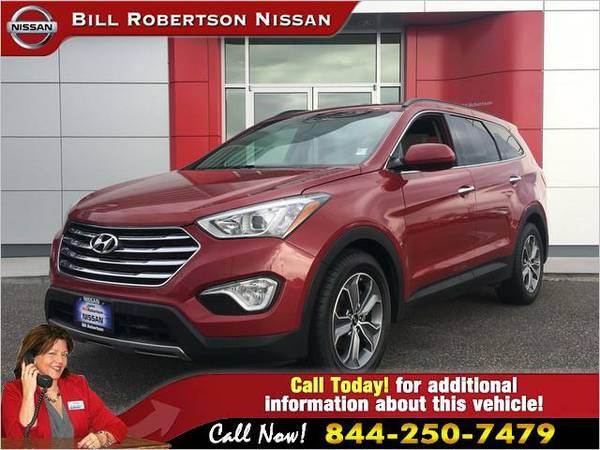 2015 Hyundai Santa Fe - Call