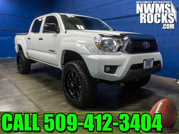 2012 *Toyota Tacoma* SR5 4x4 - Premium Wheels! 2012 Toyota Tacoma SR5