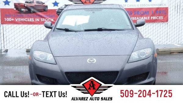 2006 Mazda RX-8 6-Speed Coupe RX-8 Mazda