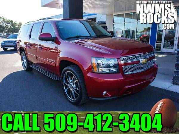 2013 *Chevrolet Suburban* 1500 LT RWD - THIRD ROW SEATING! 2013 Chevro