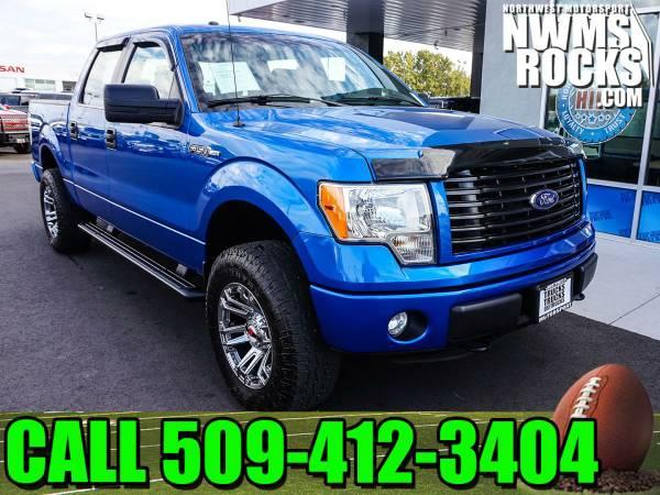 2014 *Ford F150* STX 4x4 -