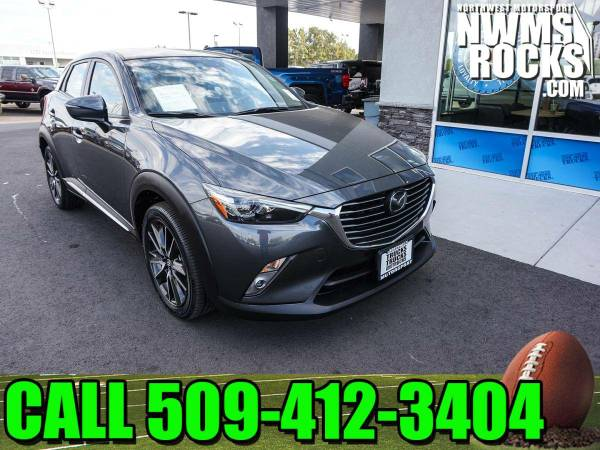 2016 *Mazda CX3* GT FWD - Steering Audio Controls! 2016 Mazda CX-3 GT