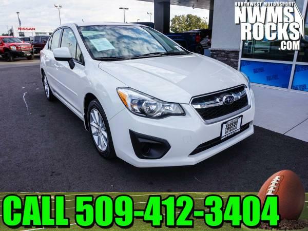 2013 *Subaru Impreza* Premium AWD - Steering Audio Controls! 2013 Suba