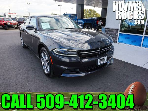 2016 *Dodge Charger* AWD -